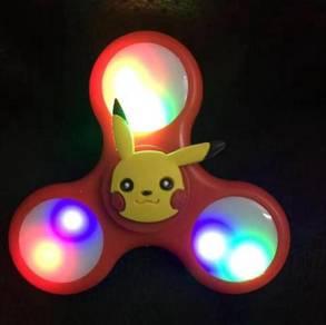 Pokemon Charmander LED Fidget Spinner