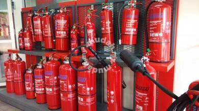 Fire Extinguisher Maintenance Service Bomba