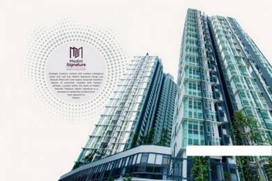 BANK LELONG No.1-19-E3, Medini Signature Medini Iskandar, JOHOR