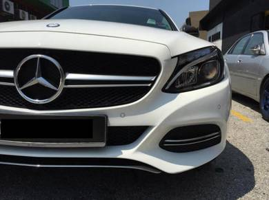 Mercedes W205 Grille C63 AMG Front Grill Bodykit