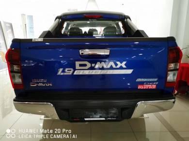 2019 Isuzu Dmax 1.9L Ddi 4X4 (A) Premium