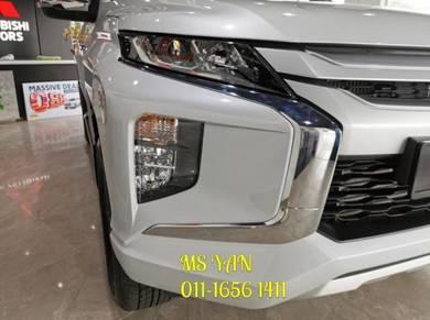 2019 Mitsubishi TRITON 2.4 VGT A/T PREMIUM (A)