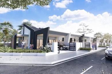 Ampang Ipoh New Single Storey Terrace