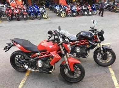 Benelli TNT300 Test Bike Discount Must View