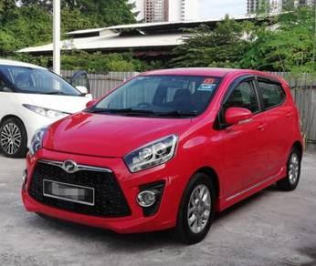 2014 Perodua AXIA 1.0 SE (A)