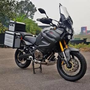 Yamaha XT1200ZE Super Tenere unreg 2015
