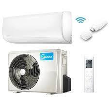 1hp midea (new) aircond air cond ionizer 699