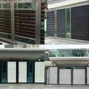 Awning, Pergola, Grill, Gate, Electric