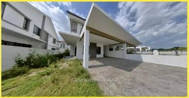 BERBALOI + FREEHOLD > 40x90sf SEMI D Kemuning Residence Ipoh