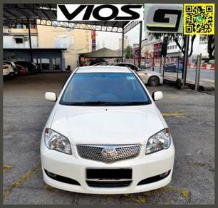 2006 Toyota VIOS 1.5 G FACELIFT (A)