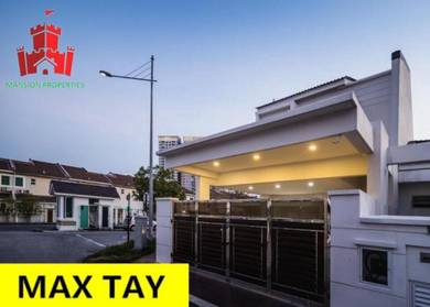Ideal Haus Terrace Corner FREE Legal Fees Zero Downpayment WORTH BUY