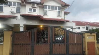 Corner Lot Double Storey House, Fasa 3 Taman Sutera Kajang