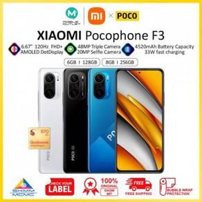 Pocophone F3 128GB/256GB (Original Xiaomi Msia)