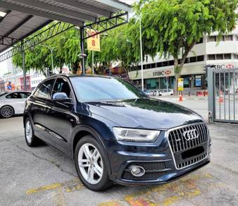2014 Audi Q3 2.0 TFSI QUATTRO S-LINE (A)