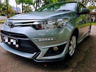 2018 Toyota VIOS 1.5 E FACELIFT (A)