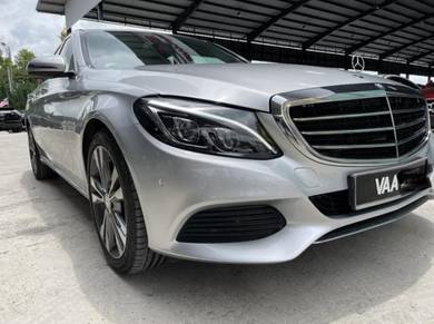 Mercedes Benz C200 EXCLUSIVE 2.0 (A)