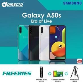 Samsung Galaxy A50S (6/128GB | 3 Kamera BLKG)MYSet
