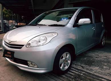 2007 Perodua MYVI 1.3 EZi (A) Blacklist OK