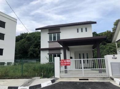 Double Storey Bunglow 6000sf Bayan Lepas Sungai Tiram Near Airport