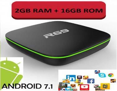 Android box tv box pakej melayu (R69)