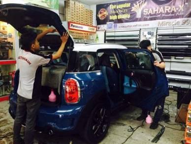 Toyota Honda Perodua Proton Nissan Car tinted