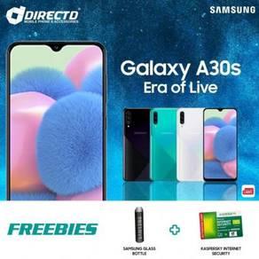 SAMSUNG Galaxy A30S (4GB RAM   64GB ROM)BARU-MYset