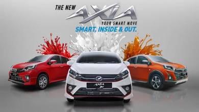 ISLAMIC - 2019 Perodua AXIA 1.0 STD E(M) FULL LOAN