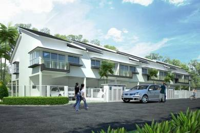 NEW -Double Storey Terrace 5room at Rembia malacca