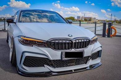 BMW G20 GT M3 Front Bumper+Rear Diffuser Bodykit