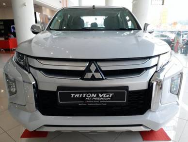 New Mitsubishi Triton for sale