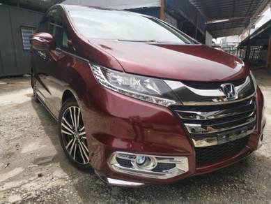 Fulloan 2016 Honda ODYSSEY 2.4(Grade 5A)12km only
