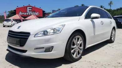 RAYA SALES Peugeot 508 1.6 SW (A) 2016 UNDER WRNTY