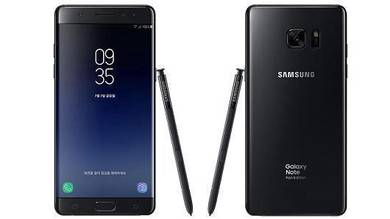 Samsung Galaxy Note FE (4GB RAM)ORIGINAL-MYSet