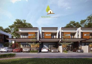 New Modern and Exclusive Terrace House Kuching Sentral Airport