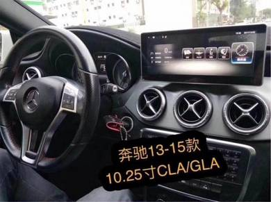 Mercedes benz a cla gla c-class oem android player