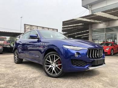 2017 Maserati Levante 3.0 (A) PANORAMIC ROOF