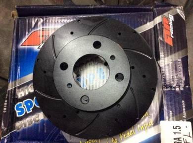 AR Racing Disc Rotor For Proton WAJA 1.6 wira gti