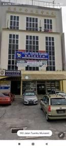 Spacious ground floor shop for rent, lobak seremban