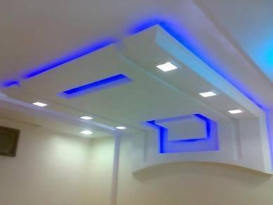 Plaster Ceiling dan Siling Kapur