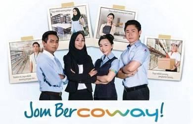Kerjaya Coway : Jawatan Kerja Kosong 2018