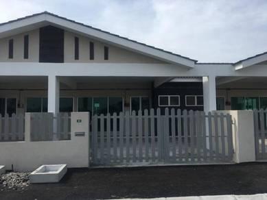 Brand New Single Storey House at Bdr Baru Lahat Ipoh
