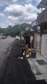 RENO DOUBLE STY TOWN HOUSE Jln Maju Taman Lembah Maju Ampang KL