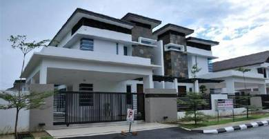 [#Last Unit#Super Bungalow] 50X95 D/P% Freehod Superlink House