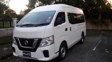 Nissan Van NV350 - 13 seaters for Hire