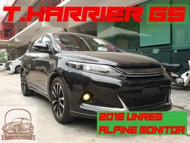 2016 Toyota HARRIER 2.0 GS (0066)