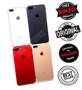Ori Used 99% New MY Set iPhone 7 Plus Promosi 🎁
