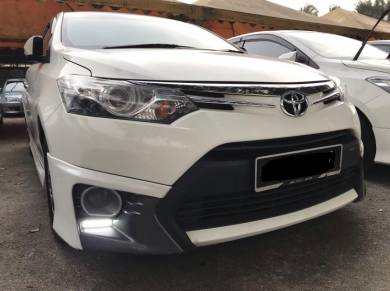 2015 Toyota VIOS 1.5 TRD SPORTIVO (A) One Owner