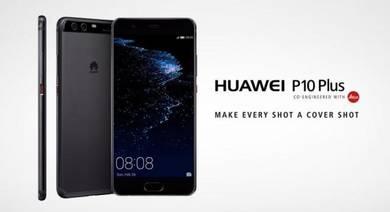 Huawei P10 Plus 128GB / 6GB Ram Ori Huawei Msia