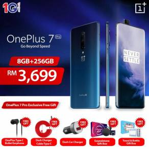 (New Set) Oneplus 7 Pro (8GB RAM + 256GB ROM)