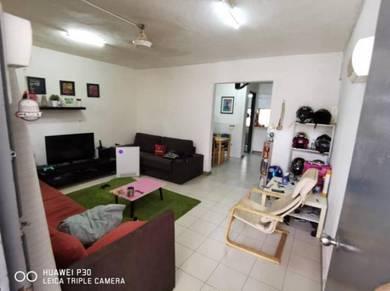 Double Storey Terrace House At Menjalara, Kepong